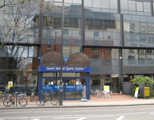 Queen Mother Sports Centre - 223 Vauxhall Bridge Road