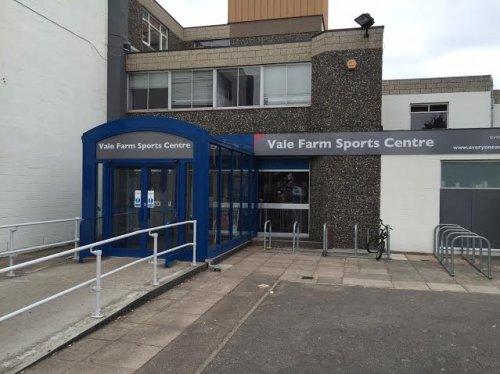 Vale Farm Sports Centre Watford Road Wembley West London