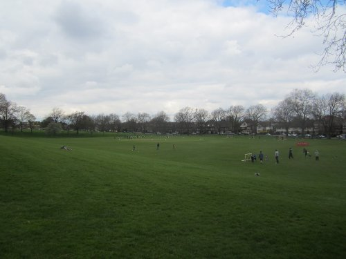 Hilly Fields Hilly Fields Crescent Eastern Road Lewisham