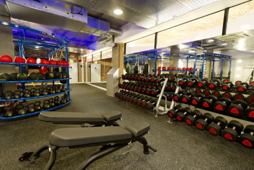 Limehouse Marina Elite Fitness Health Club - Commercial Road