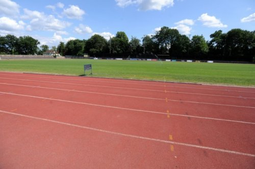 Stompond Lane Track Stompond Lane Sports Ground Stompond