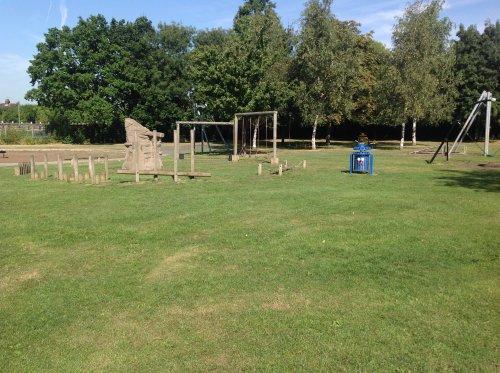 West Harrow Recreation Ground Car Park
