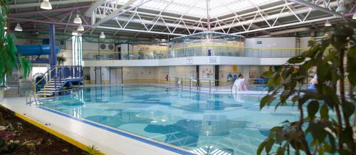 The Leisure Centre Keighley Hard Ings Road Victoria Park Keighley West Yorkshire Bd21 3jn