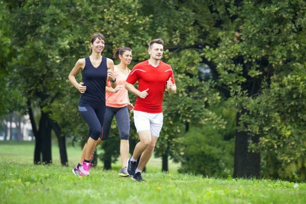 London's Best Parks for Running