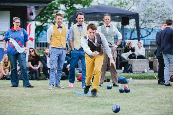 Top 100 Lawn Bowls Team Names