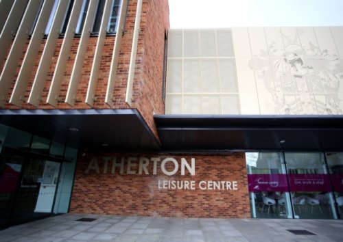Image result for atherton leisure centre