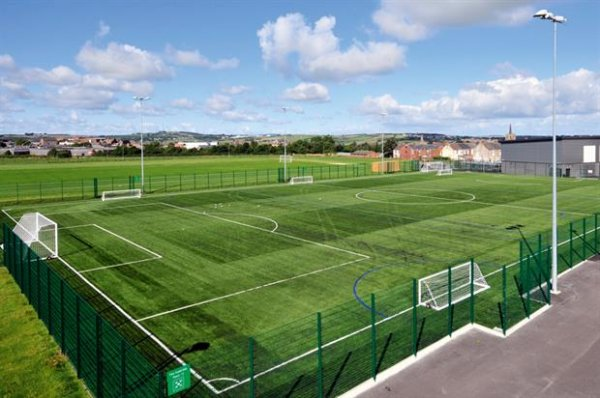 Top Football Pitches For Hire in Nottingham