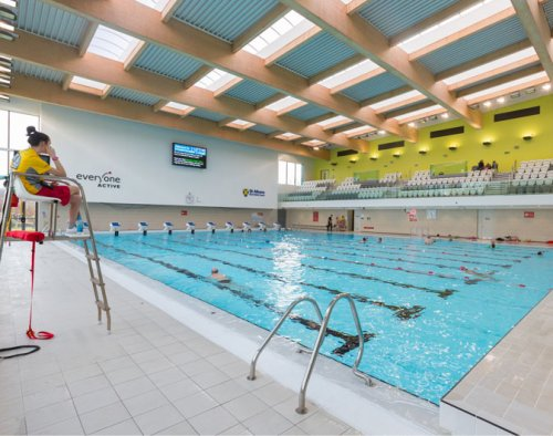 Westminster Lodge Leisure Centre Holywell Hill St Albans Hertfordshire Al1 2dl Sports