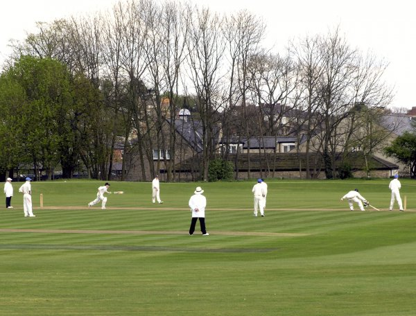Cricket Pitches in West London