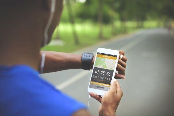 Top 5 Fitness Trackers