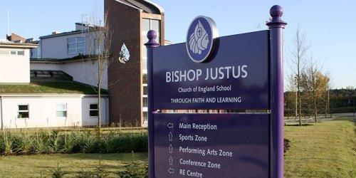 Bishop Justus Church Of England School Magpie Hall Lane