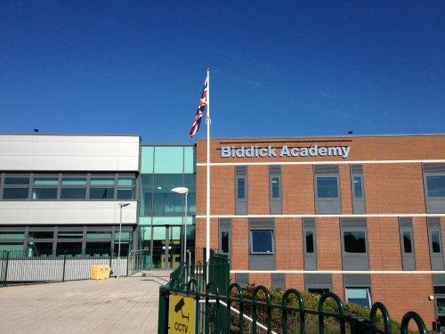 Biddick Academy Biddick Lane Washington Sunderland Tyne