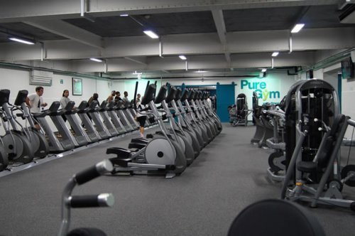 Pure gym london oval canterbury court units a and