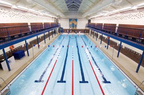 Chelsea Sports Centre Manor Street Off Kings Road Sloane Square Chelsea West London Sw3 5pl