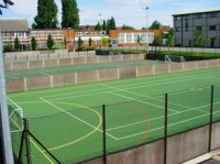 Harrow Tennis Courts And Football Pitches