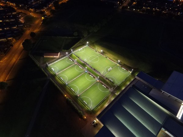 Best 3G Football Pitches in Nottingham